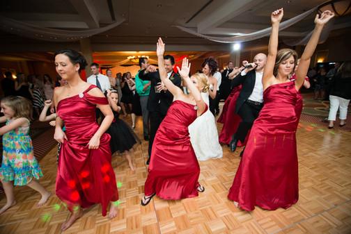 Red Lion Paper Valley Wedding Reception