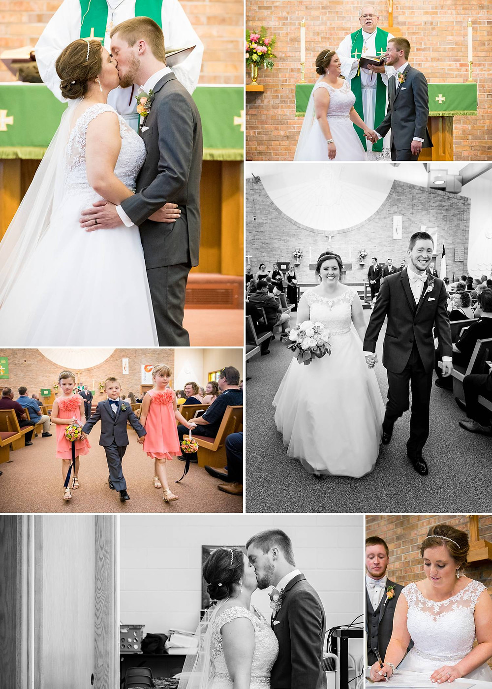 Oshkosh Wisconsin Summer Wedding Photographer   Lanari Photography