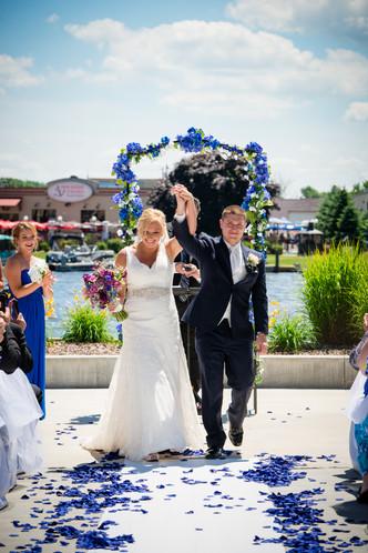 Beckets Oshkosh Wedding | Lanari Photography