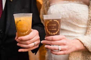 Personalized Slush Cups