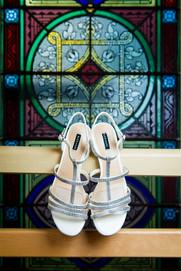 Milwaukee Wedding Shoes   Lanari Photography