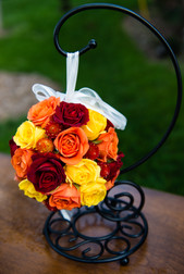 Flower Girl Bouquet by Branching Out