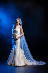 Meyer Theatre Green Bay Wedding Portrait Lanari Photography