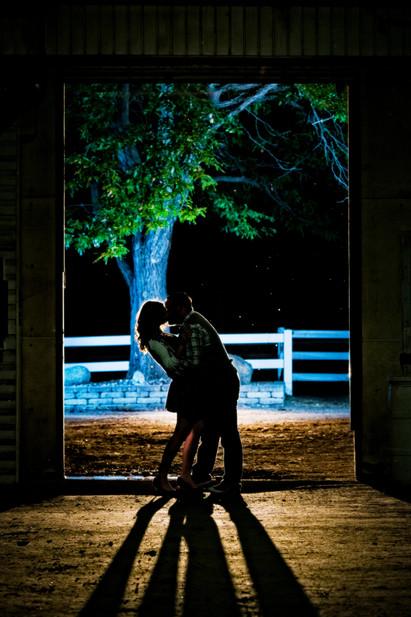 Horse Stable Engagement Lanari Photography