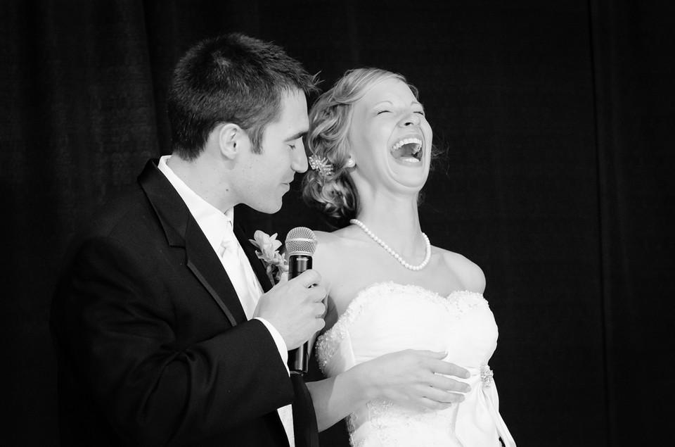 St Cloud Minnesota Wedding Reception
