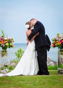 Door County Wedding Ceremony | Lanari Photography