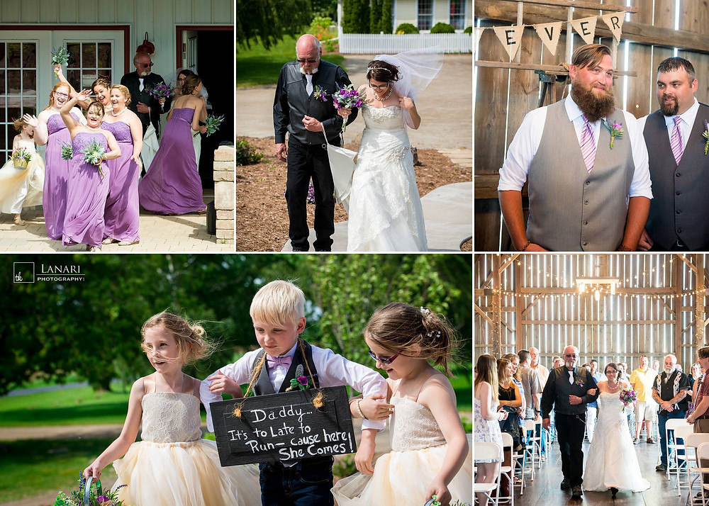 Brighton Acres Oshkosh Wisconsin Wedding | Lanari Photography