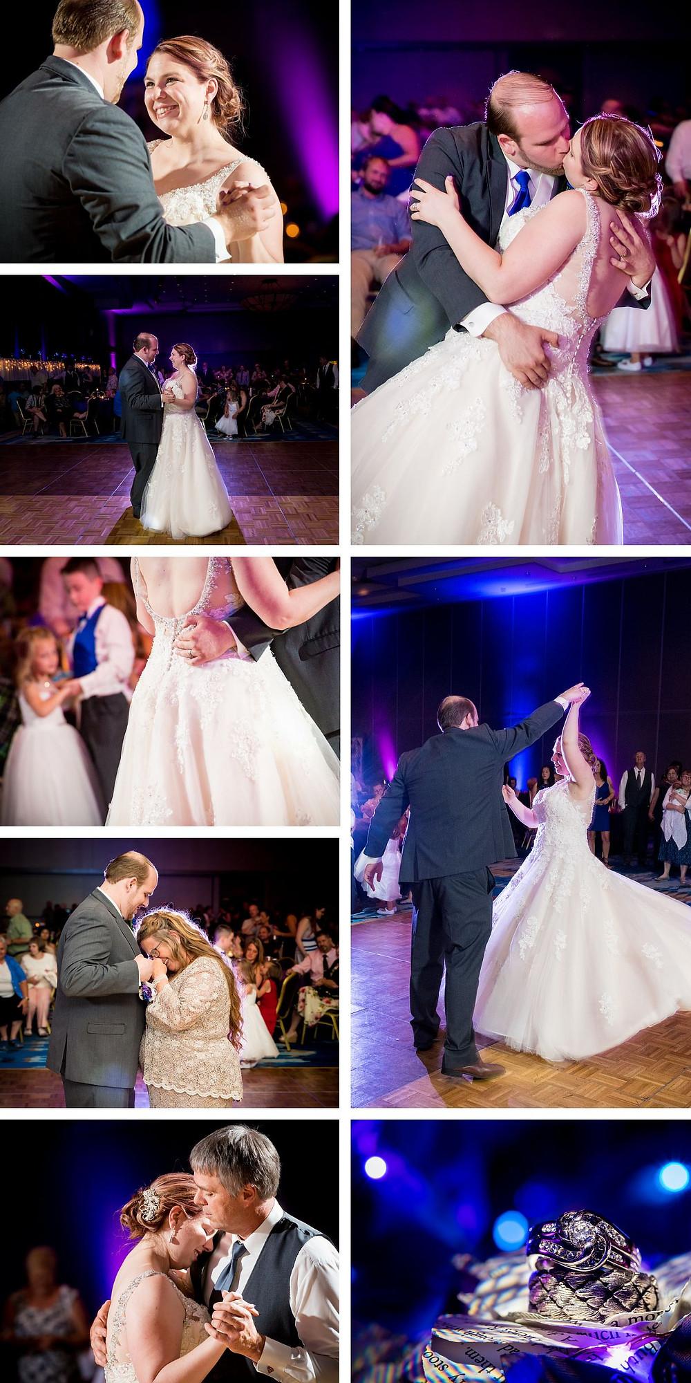 Radisson Green Bay Wisconsin Wedding Photographer