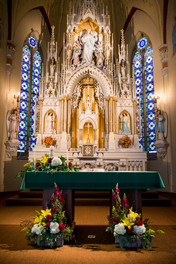 St Marys Church Port Washington Wedding | Lanari Photography