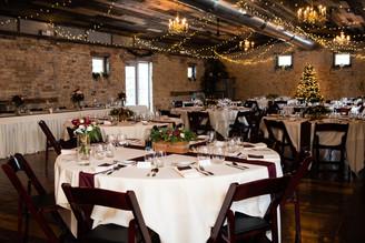 Carsten's Mill Wedding Reception