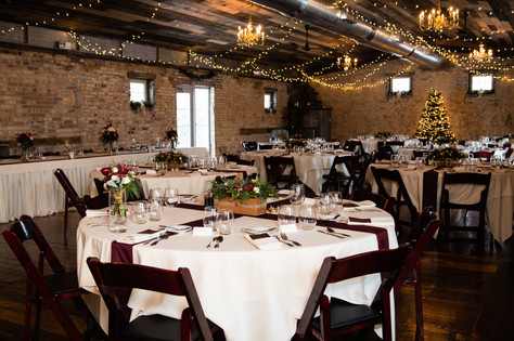 Wedding Reception at Carsten's Mill Brillion WI