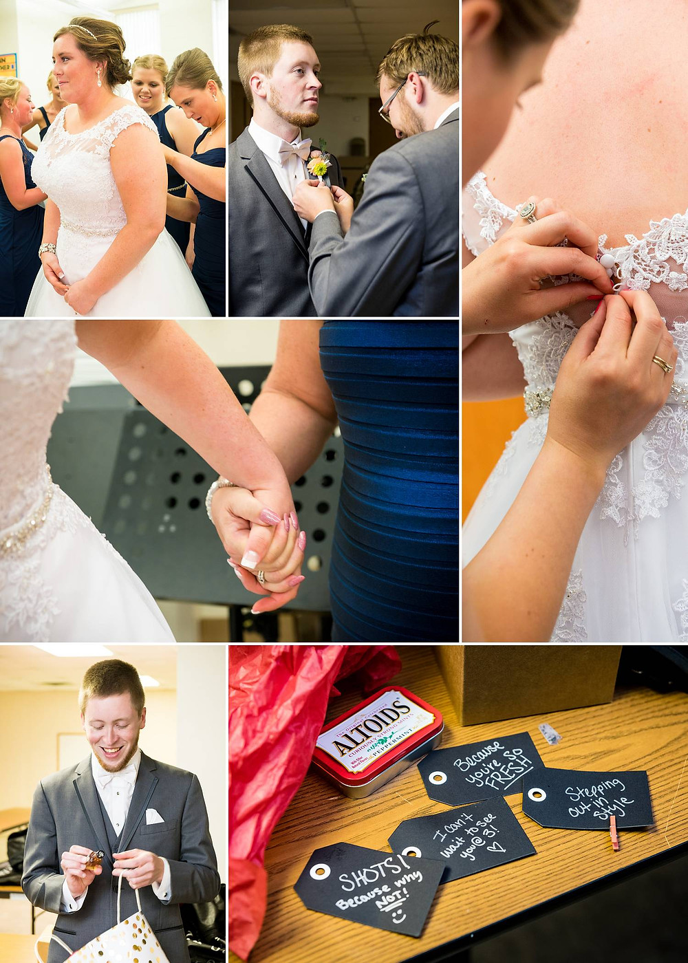Oshkosh Wisconsin Summer Wedding   Lanari Photography