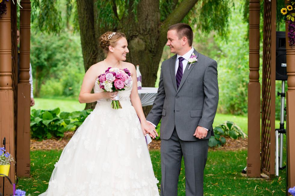 The Marq Wedding Ceremony | Lanari Photography