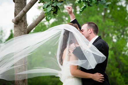 Appleton Wisconsin Outdoor Wedding | Lanari Photography