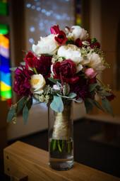 Winter Wedding Bouqet