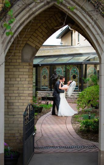St. Joseph Church Appleton Wedding