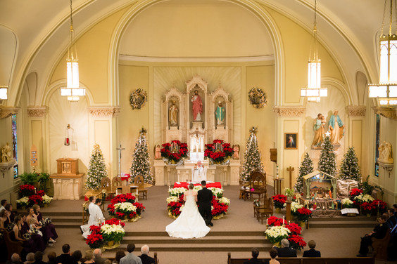 Wisconsin Christmas Wedding | Lanari Photography