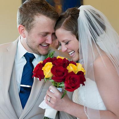 Wedding ceremony Appleton Wisconsin | Lanari Photography