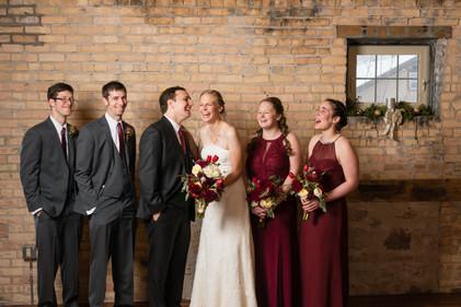 Carsten's Mill Brillion WI Wedding