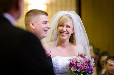 Appleton Wisconsin Wedding Ceremony | Lanari Photography