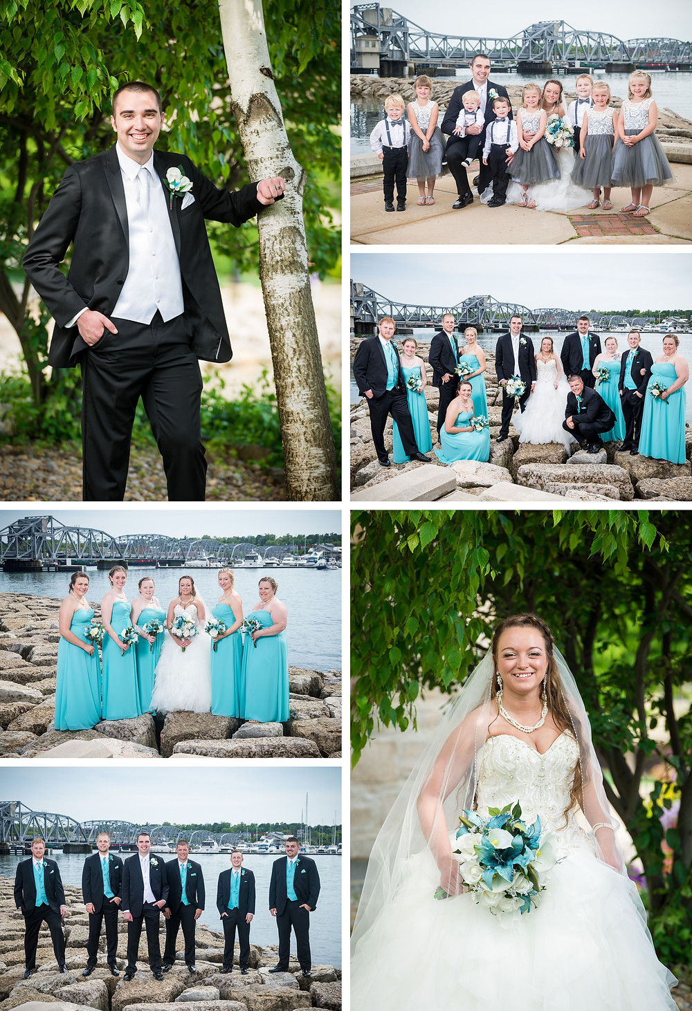 Stone Harbor Sturgeon Bay Wedding Lanari Photography