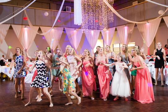 Beckets Oshkosh Wedding Reception