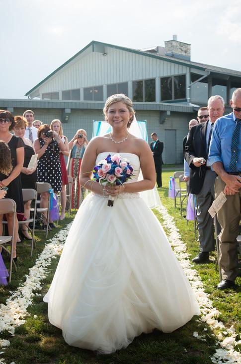 High Cliff Wedding Wisconsin | Lanari Photography