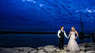 Stone Harbor Resort Wedding WI
