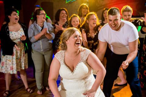 Rock Garden Green Bay Wedding