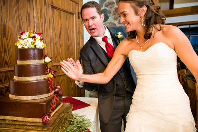 Milwaukee Wedding Reception at The Bog   Lanari Photography