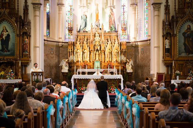 Menasha Wisconsin Wedding | Lanari Photography