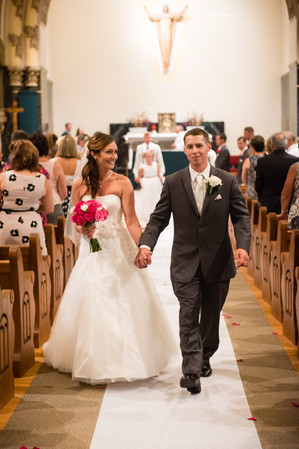 Fox Valley Wedding Ceremony | Lanari Photograph