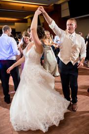 Wedding Reception at Lambeau Field