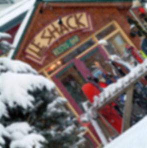 Resto-Bar Le Shack hiver