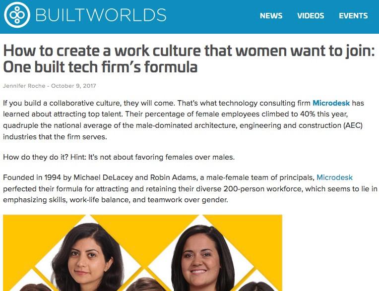 Microdesk Women