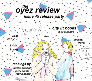 Oyez Review #45 - is now happening!