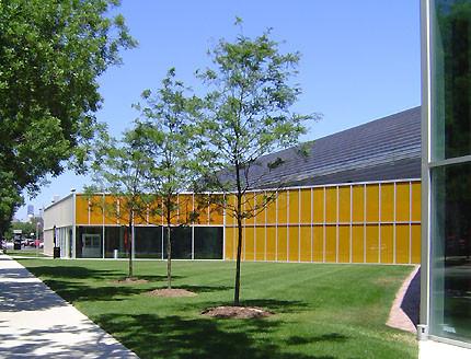 Rem Koolhaas IIT campus center Jennifer Roche