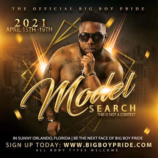 Big Boy Pride 2021 Model Search Flyer.jp