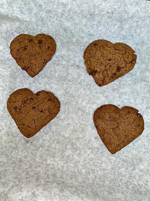 Pro Gun Vegan 🌱 Protein Chocolate Chip Cookies