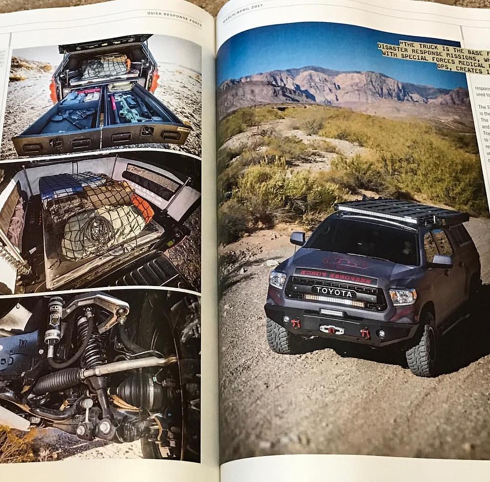 Image from Tread Magazine