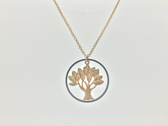 NG20 Sale Final Price $10 Tree Of Life Necklace