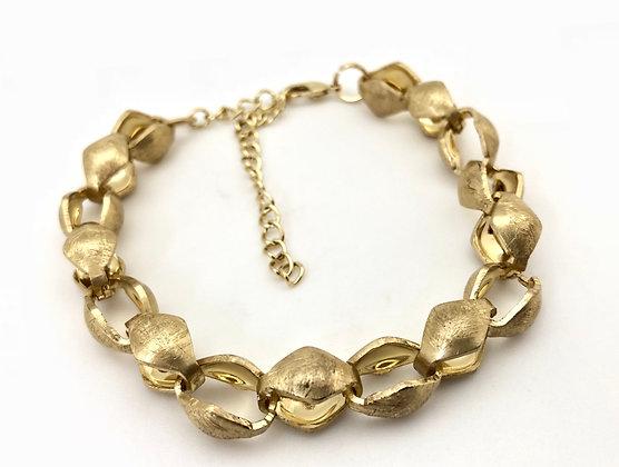 BG32 Gold Hishigata Link Bracelet