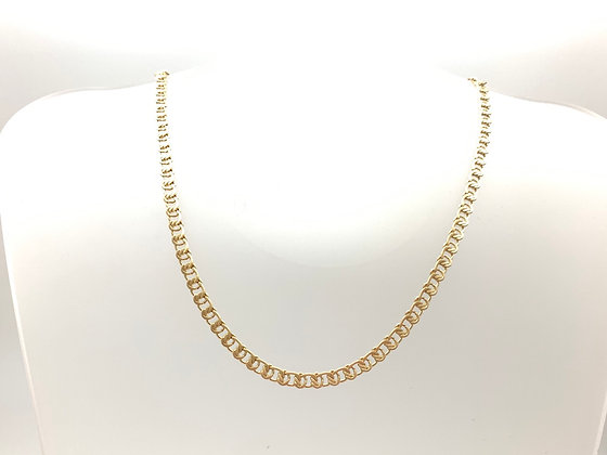NG65 Gold Classic Necklace