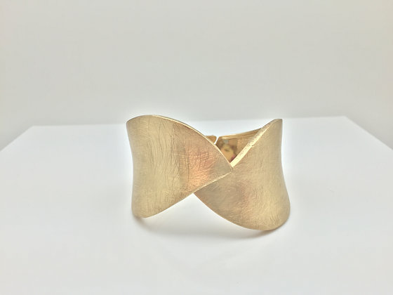 WG 2. 18K Gold Plated Cuff SALE