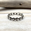 Thumbnail: SR6 Little Flowers All Around Ring, Size 4 to 10