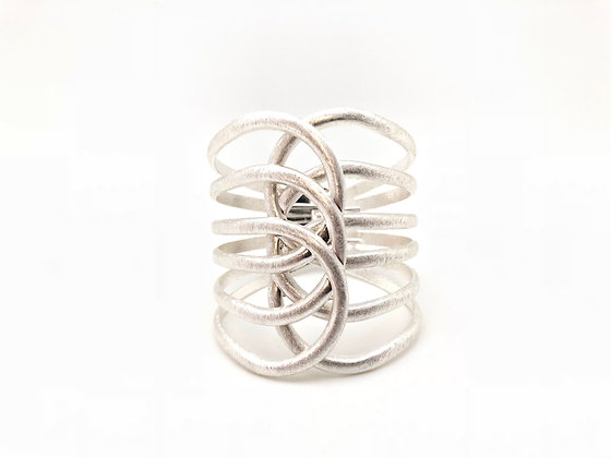 BS38 Restocked! Silver Butterfly Adjustable Cuff