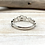 Thumbnail: SR13 Silver Moon Mountain Ring 4-10