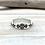 Thumbnail: SR11 Bali Sun Moon Ring size 4-10