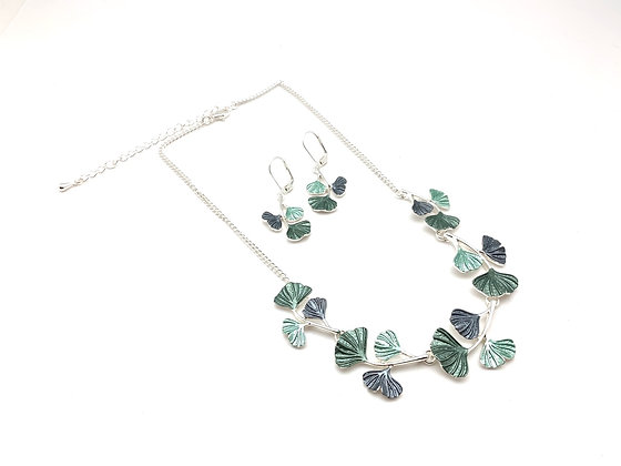 #117 Gingko Green Combination Set