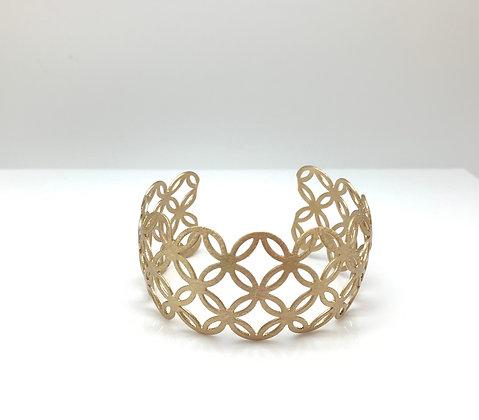 BG45 Gold Lace Bracelet